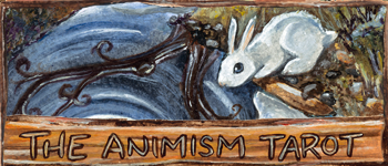 The Animism Tarot Logo