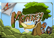 Ad for Monkey