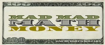 Mad Mad Math Money Logo