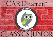 Ad for CARD-tamen™ Classics Junior