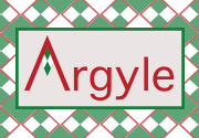 Ad for Argyle