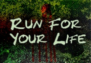 Ad for Run For Your Life