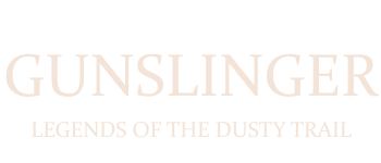 GUNSLINGER: Legends of the Dusty Trail Logo