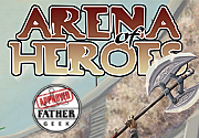 Ad for Arena of Heroes