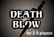 Ad for Death Blow