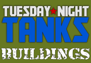 Ad for Tuesday Night Tanks - Buildings