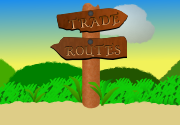 Ad for Trade Routes