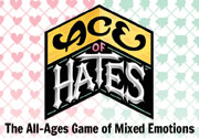 Ad for Ace of Hates