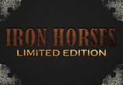 Ad for Iron Horses LTD