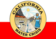 Ad for California Water Crisis