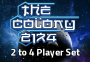Ad for The Colony 2174
