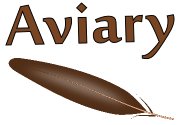Ad for Aviary