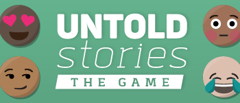 Untold Stories: The Game Logo