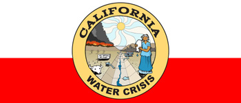 California Water Crisis Logo