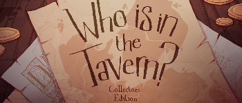 Who is in the Tavern - Collectors Edition Logo