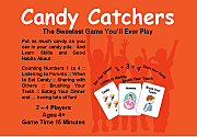 Ad for Candy Catchers™