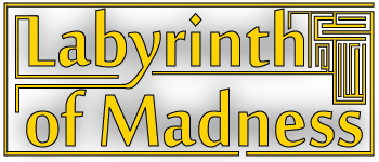 Labyrinth of Madness Logo