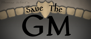 Save the GM Logo