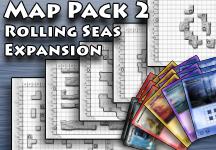 Rolling Seas - Map Pack 2