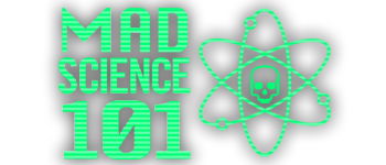 Mad Science 101 Logo
