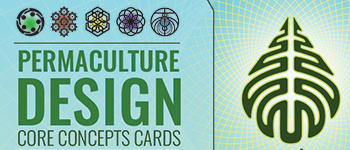 Permaculture Design Core Concepts Cards 1 Logo