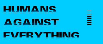 Humans Against Everything 1 Logo