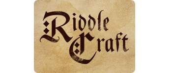 RiddleCraft Logo