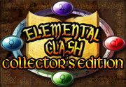Ad for Elemental Clash - Collector's Edition