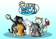 Ad for Cat's Pow!