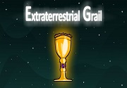 Ad for Extraterrestrial Grail