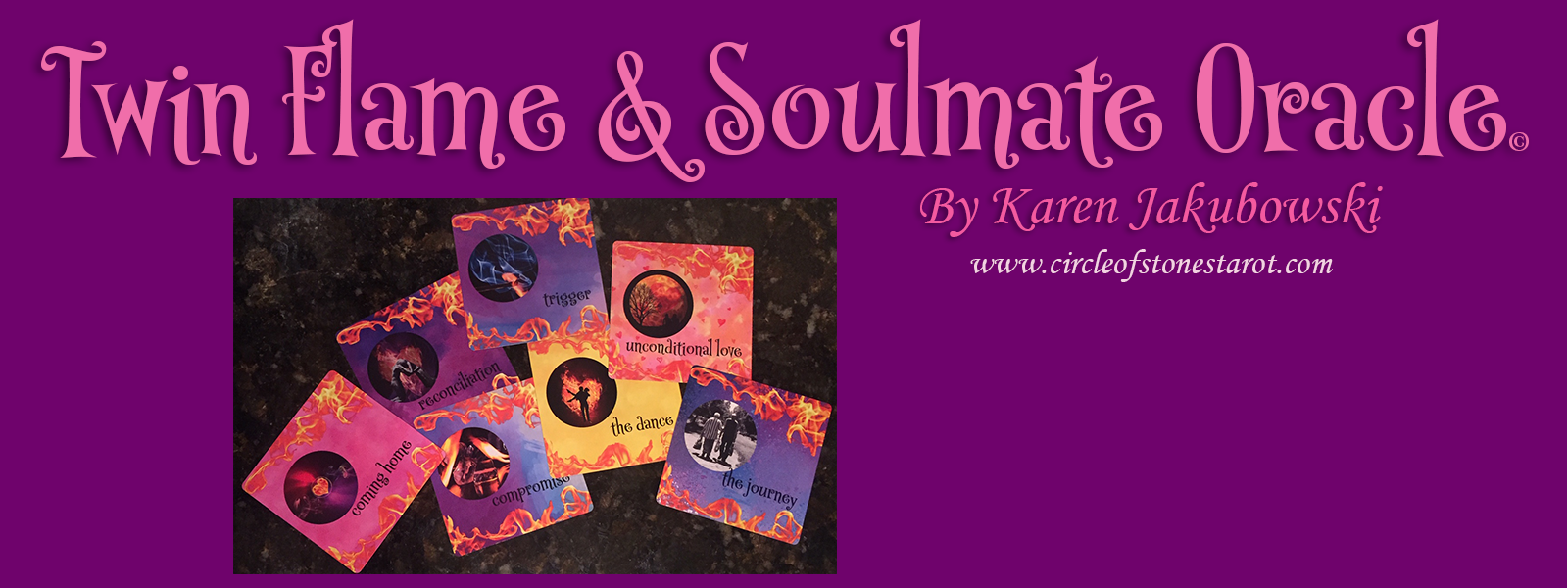Twin Flame & Soulmate Oracle