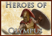 Ad for Heroes of Olympus