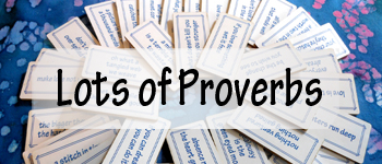 Lots of Proverbs Logo