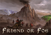 Ad for Friend or Foe (Game-board Edition)
