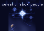 Ad for Celestial Stick People