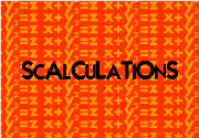 Ad for Scalculations