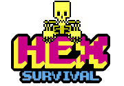 Ad for Hex survival
