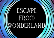Ad for Escape from Wonderland