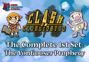 Ad for Clash on Clashington™: Complete 1st Set