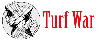 Turf War Logo