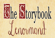 Ad for The Storybook Lenormand