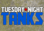 Ad for Tuesday Night Tanks