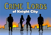 Ad for Crime Lords of Knight City