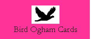 The Bird Ogham Cards Logo