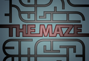 Ad for The Maze