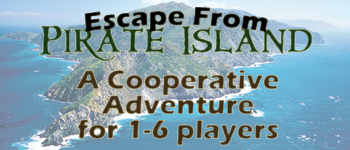 Escape From Pirate Island Logo