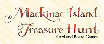 Mackinac Island Treasure Hunt Logo