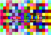 Ad for Scramblefiction