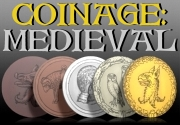Ad for Coinage: Medieval