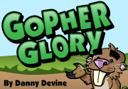 Ad for Gopher Glory